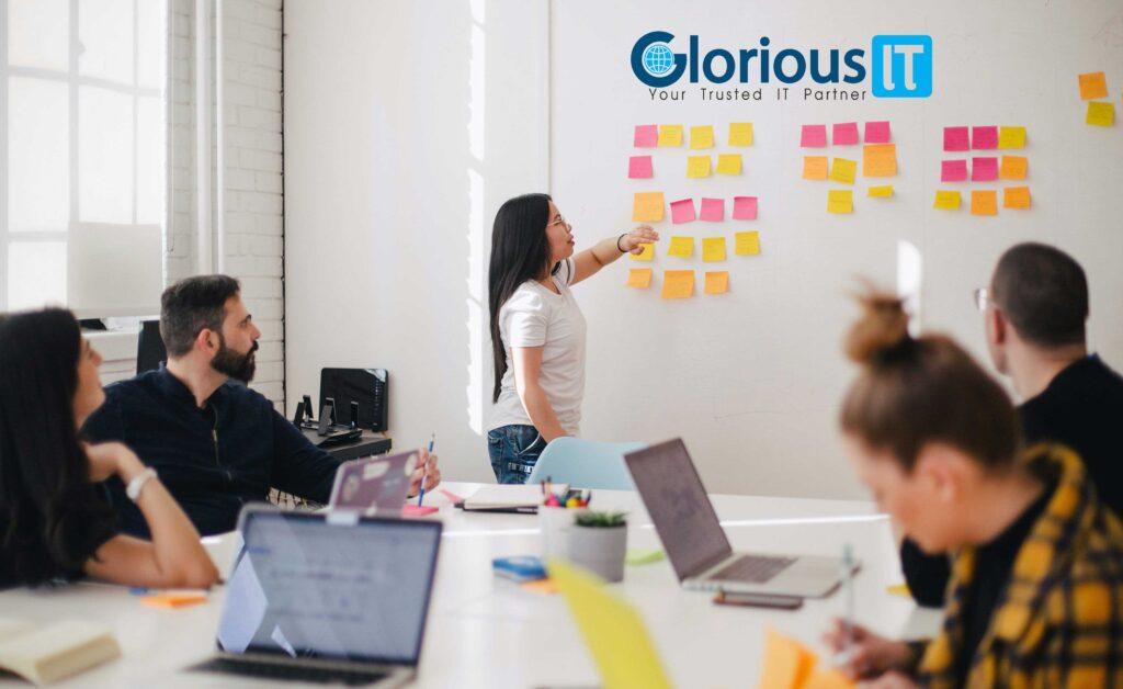 Glorious-IT-Team-member--