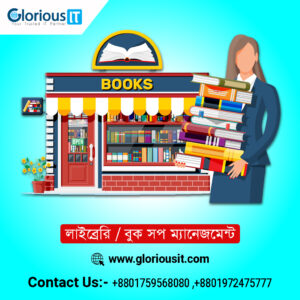 Library Book Shop Management